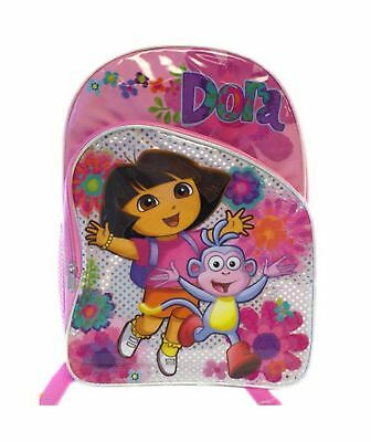 Dora The Explorer Large Backpack - Dora And Boots