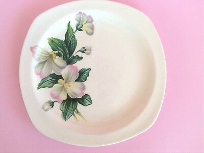 1950s MIDWINTER MODERN 'Stylecraft' Shape Plate English Staffordshire Pottery
