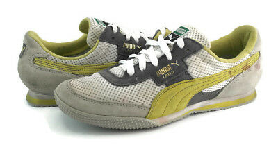 PUMA Lab II Women s Multi-Color Suede Fabric Casual Athletic Sneakers Size  6.5 f257c22a1