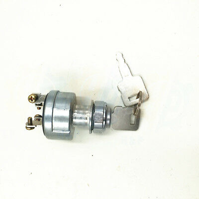 9G7641 Brand New Ignition Switch Fits Caterpillar With 2 Keys