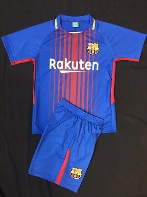 Barcelona Kids 2-Piece Soccer Set