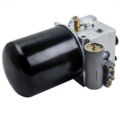 AD-IS Air Dryer 12V for Kenworth & Peterbilt TR801266 (Replaces Bendix 801266)