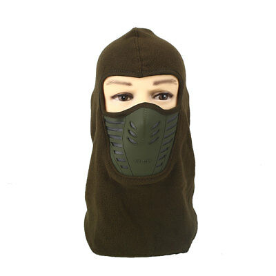 Nylon Fleece Silicone Face Mask Practical Unisex Durable Accessories