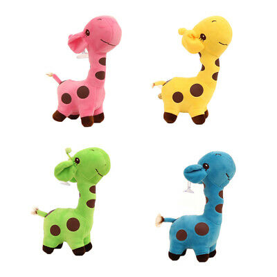 Puppy Pet Dog Chew Toy Soft Play Toys For Small Dogs Plush Cartoon Deer