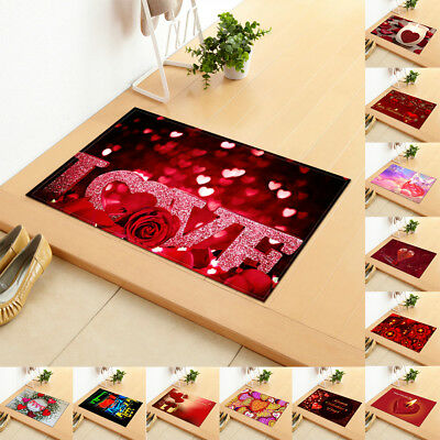 Rectangle Colorful Polyester Fiber Rug Brightly Colored 3D Stereoscopic Soft
