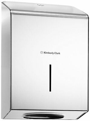 KIMBERLY-CLARK PROFESSIONAL Hand Towel Dispenser product code 8971 - Stainless
