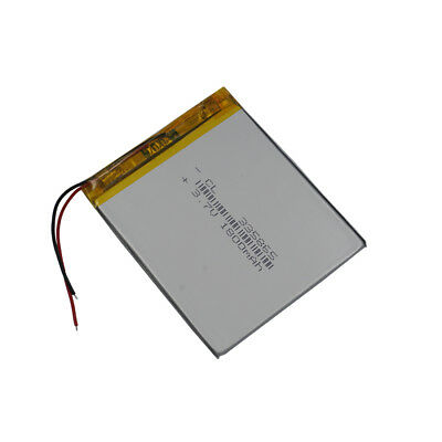 Rechargeable Polymer Li-ion battery Lipo 3.7V 1800 mAh for ipod Tablet PC 335865