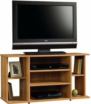 Flat Screen Tv Stand For 42 Inch Television Shelf Entertainment