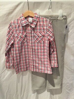 Boys Sarah Louise Outfit Age 6 Years BNWT