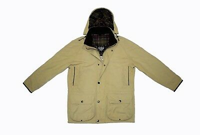 Genuine Barbour T3 Berwick Endurance Jacket Breathables Coat Size M Hunting