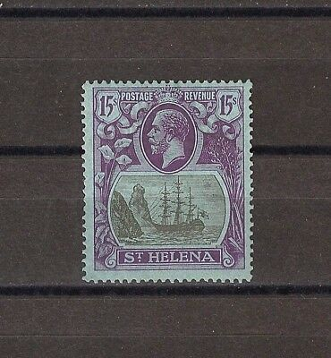 ST HELENA 1922/37 SG 113 MINT Cat £1100