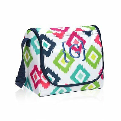 Thirty-one Going Places Thermal Candy Corners Lunch Food Bag NEW NOT MONOGRAMMED