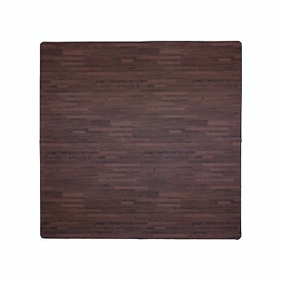 Tadpoles Wood Grain Playmat Set, Cherry