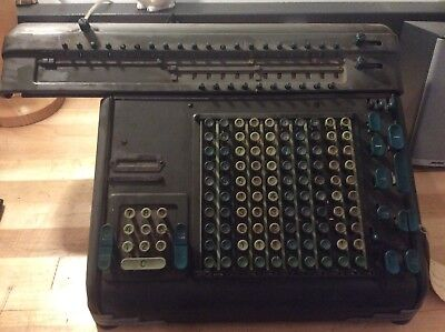 Friden Electronic Calculator Model ST10   - Sold As-Is for Parts or Repair