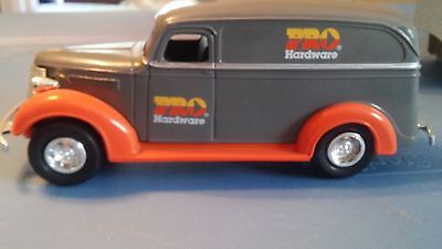 1938 Pro Hardware Chevrolet Panel Toy Bank By Ertl In 1996