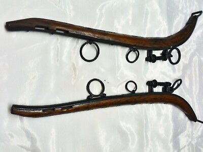 Old Antique Horse Harness Collar Nice Aged Patina,Vintage, Great display 30 INCH