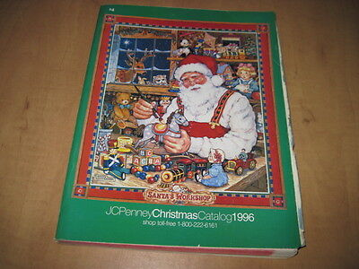 Vintage JC Penney Christmas 1996 Catalog Wish Book