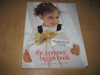 Vintage JC Penney Christmas 1999 Catalog Wish Book Big Gift Holiday