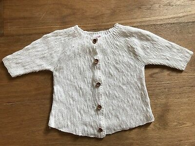 Seed Baby Cardigan Size 000