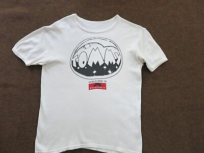"""THE WHO / TOMMY - The Movie++Original+Polydor+Promotion+T-Shirt+""""Tommy""""+1975+++"""