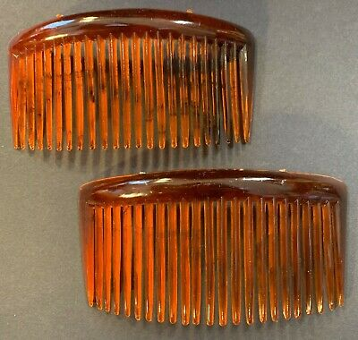 """2 BIG 5"""" Vintage Hair Combs.. Very Strong and Effective..."""