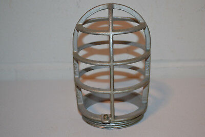 Crouse Hinds V 911 Cast Aluminum Cage Guard