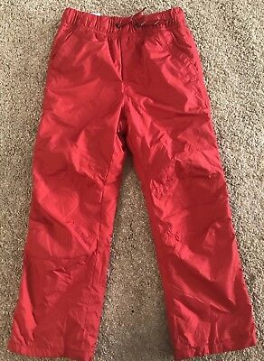 Boys Red Pants By Baby Gap 4 Years Old