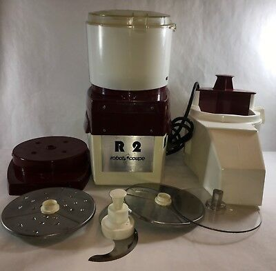 Robot Coupe R2 Commercial Food Processor Chopper