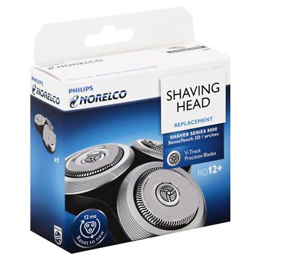 For Philips Shaving Head RQ12+ Shaver Series 8000 9000 SensoTouch 3D
