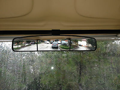 Golf Cart Rear view mirror for Most Makes of Golf Carts- Easy Install