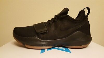 low priced e96f2 28e69 Nike PG1 Paul George Men s Basketball Shoes Black Anthracite Gum (878627 004 )