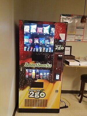 Vending Route7 Snack/Drink Combo machines for sale in Dallas Fort Worth, TX