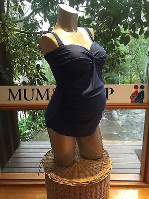 Sea Star Maternity Swimwear by Slimform - one piece sizes 18, 22, 24