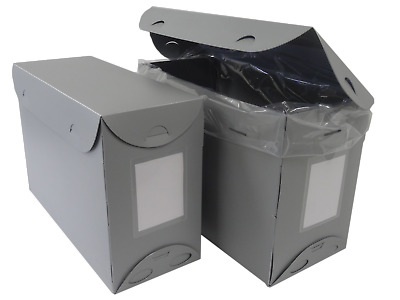 Acid Free PP storage Boxes