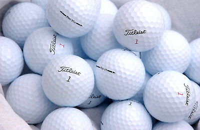 Dozen Titleist Pro V1 X Golf Balls Mint Condition * Free Tees*