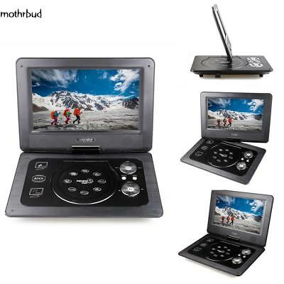 10.1inch LCD Display Tragbar DVD Spieler 180° Drehbar DVD-Player Video MP3/MPEG4