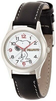 New CITIZEN Q & Q watch PEANUTS peanuts Snoopy AA95-9854 From Japan