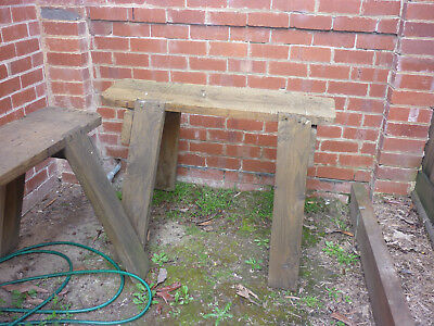 saw horse sawhorse timber vintage hipster outdoor decoration