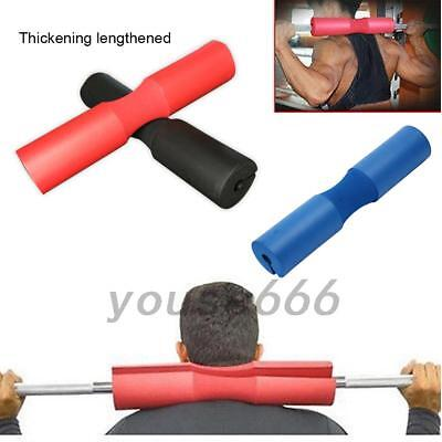 1Pc Barbell Pad Pull Up Squat Bar Shoulder Support Fitness Weight Lifting