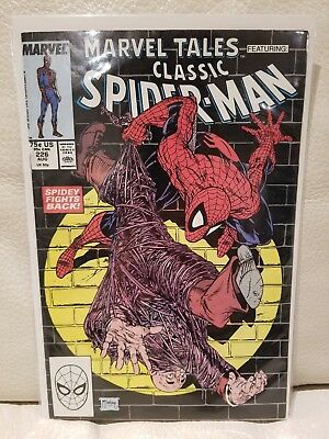 Marvel Tales featuring Classic Spider-Man #226 McFarlane