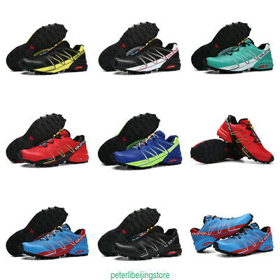 2018 Men's Salomon Speedcross Pro Sports Sneakers Outdoor Running Shoes Hiking