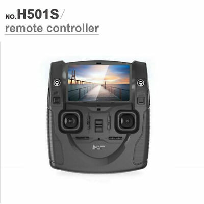 Hubsan H501S Transmitter with 2.4G Remote Control  FPV, GPS H901A