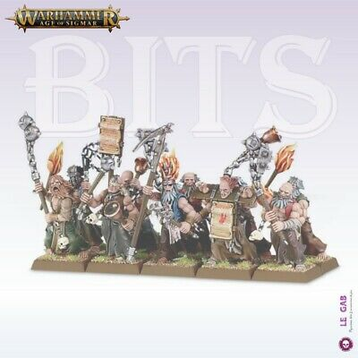 Bits Free Peoples Flagellants Empire Warhammer Battle Aos