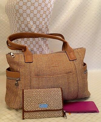 RELIC Large Tote Bag with Wallet and Case