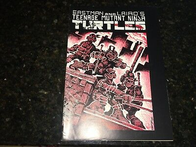 Teenage Mutant Ninja Turtles #1 (1984, Mirage) -- 2nd Print