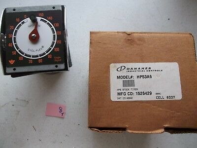 New In Box Danaher Timer Hp53A6  (258)