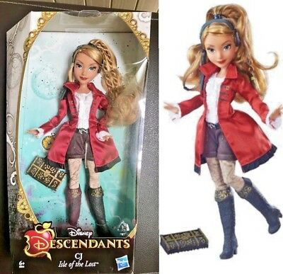 Rare Disney Descendants CJ Isle of the Lost Signature Doll .Brand New In Box
