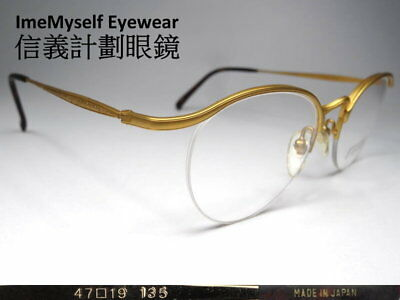 [ImeMyself Eyewear] Matsuda 2846 Vintage Half-frame for Prescription Eyeglasses