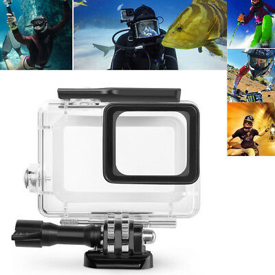 Waterproof Diving Protective Housing Underwater Case Cover For GoPro Hero 3+ 4