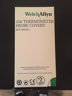 Welch Allyn thermometer probe covers